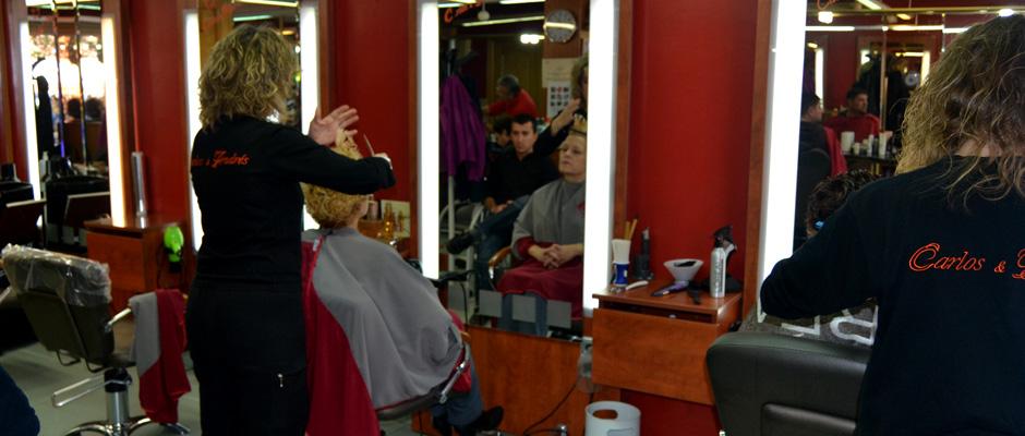 Tu peluquería en Móstoles